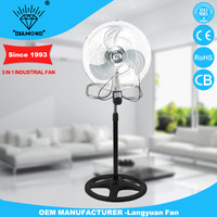 Wholesale alibaba high quality floor standing industrial fan with low noise