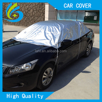 polyester truck sun shade printed dust cover sunscreen for car windshield