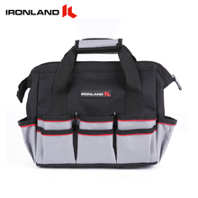 Custom Made Polyester Open Mouth Small Tool Bag for Tools