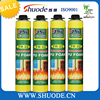 750ML FireProof spray polyurethane foam price