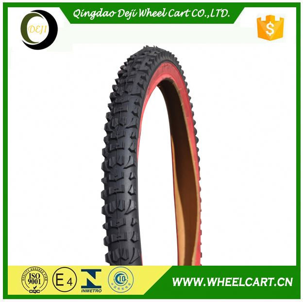 "Professional Manufacturer 16"" Solid Big Rubber Bicycle Tire"