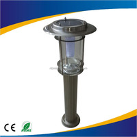 Popular type 0.5W solar power garden lighting pole light