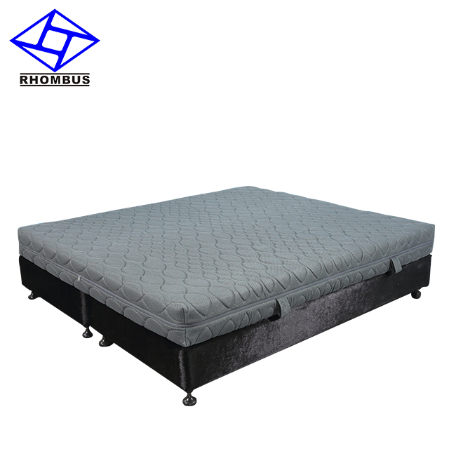 Bed 3D Mesh Fabric Latex Memory Foam Vacuum Packed Mattress C005 - Jozy Mattress | Jozy.net