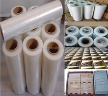 LLDPE Film for manual and machine packaging, for different purposes