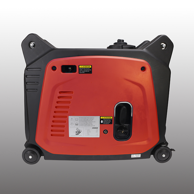 New 3.5kw EPA approval Electric and remote start Gasoline honda diesel generator