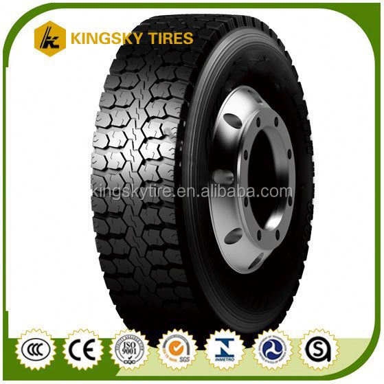 EU Lable wholesale truck tires with competitive pricing 7.50R16