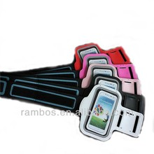 Armband Sports Exercise Running Cover Sport Gym Workout Arm Band Strap Case Cover for Samsung Galaxy S4 i9500