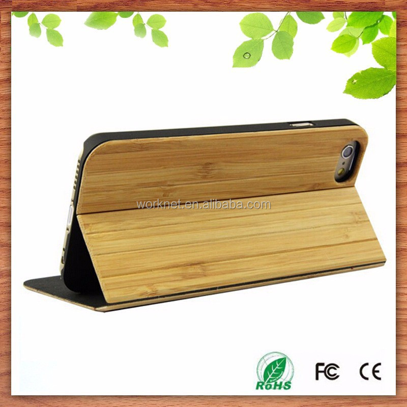 Shenzhen Worknet bamboo wood mobile phone case for iphone 4, bamboo case for iphone 4/4s