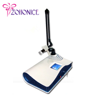 15W medical portable fractional CO2 laser for Acne and acne scar removal Z15B