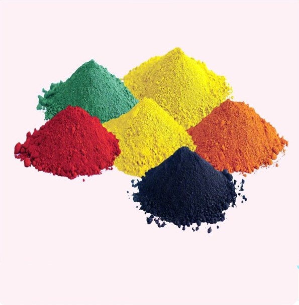 Iron Oxide Yellow for Ceramic, Coating, Printing, Painting, Ink, Building Material and ...