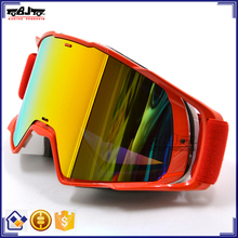 BJ-MG-021A Recommended Transparent Protection Fox Racing Goggles Motorcycle Motocross