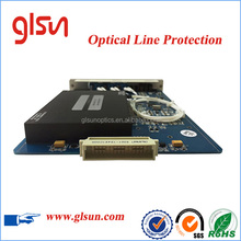 GLSUN optical transmission device 1+1 1:1 1-1 OLP optic line protection switching equipment