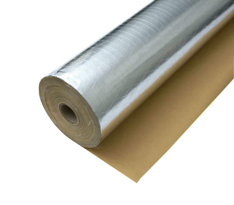 Flame Retardant Polypropylene Kraft Paper Roofing