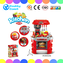 Pretend supermarket plastic kids kitchen sets play toys