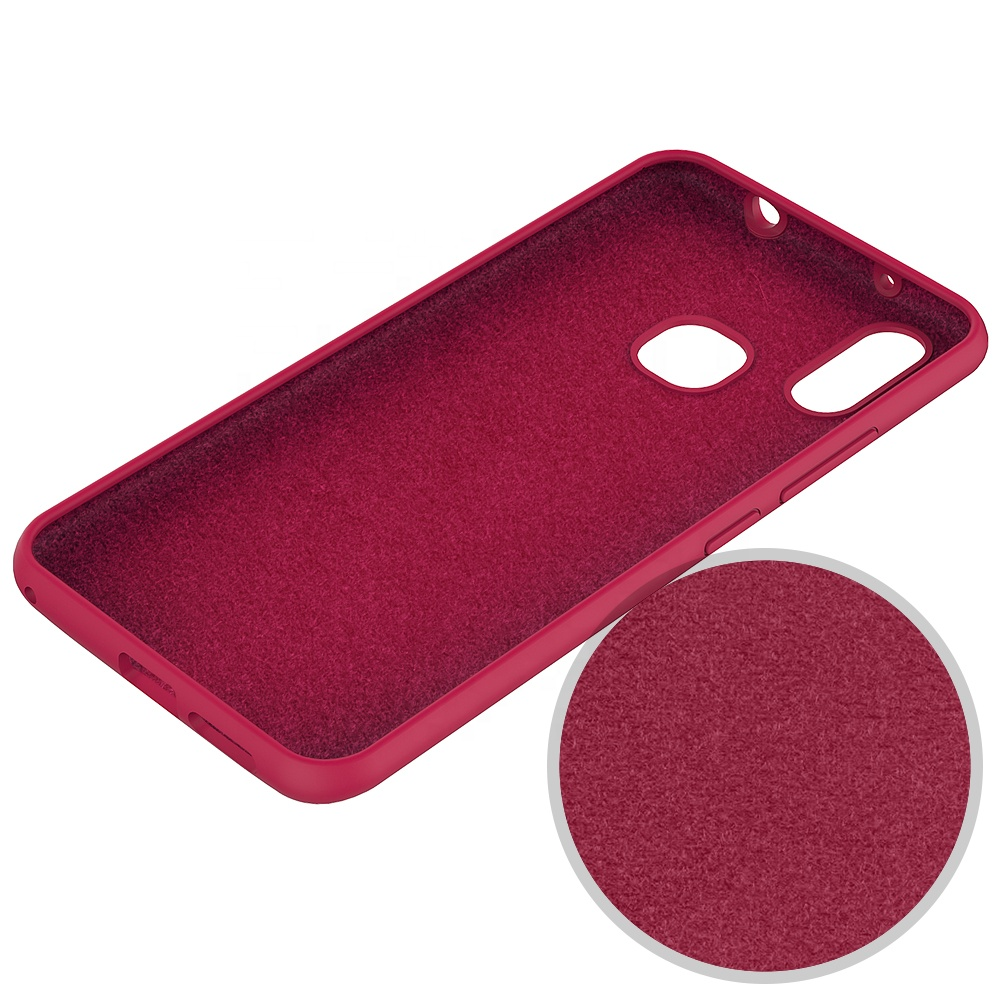 Silicone Case for Vivo X21,<strong>Shock</strong> Absorbent and Soft Touching Covers for Vivo X21