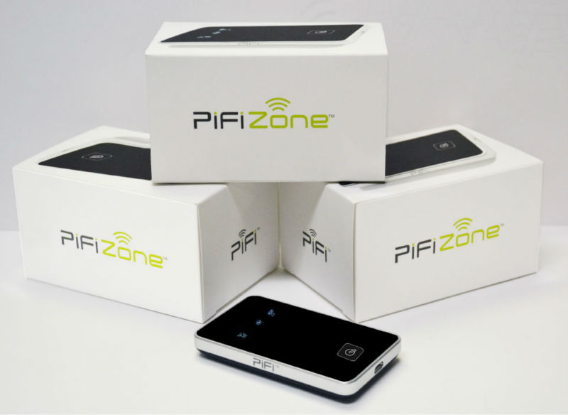 PiFiZone Unlocked 3G PiFi GSM Mobile Router Hotspot WiFi Wireless Personal Device. Create Your Own Hotspot!