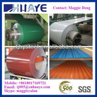 PPGI Coils Color Coated Steel Coil