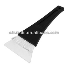 Clear Blade Black Handle Car Window Rough Ice Scraper Cleaner