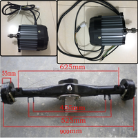 Electric rickshaw/e scooter brushless dc motor control
