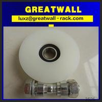 China manufactory O/V/U Groove Pulley sliding gate kit for sale