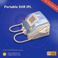 2016 hot fast hair removal OPT ipl shr laser / shr ipl / portable shr