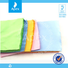 2014 Promotional microfiber clean cloth with private label