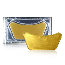 Gold Anti Wrinkle Firming Sheet Mask Hydro Collagen Neck Mask