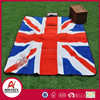 National flag flat screen printing polar fleece waterproof picnic blanket