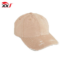 plain distressed baseball bangladesh cap custom mens hemp baseball caps in tan