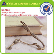 Instock Mermaid styles bookmark antique plated