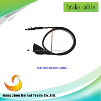 factory whole sale high quality bajaj XCD125 motorcycle brake cable