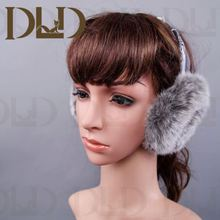 Wholesale dye fashionable& cute music bluetooth earmuffs with fur from china