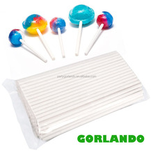 Food grade environmental lollipop candy paper stick