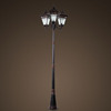 Elegant Western Style outside landscape light (SG7216-3-M)