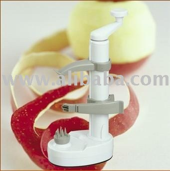 FRUIT and VEGETABLE PEELER - Potatoes done in seconds!