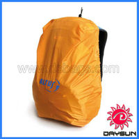 Waterproof outdoor laptop backpack rain cover