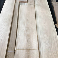 0.50mm sliced White Oak wood Veneer for furniture