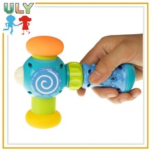 Funny BO mini inflatable baby plastic toy hammer