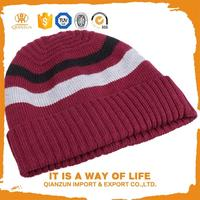 Stylish custom blank cheap winter hats for women