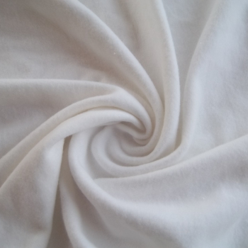 100% organic cotton fleece fabric Certified By GOTS