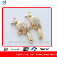 CD8713 High Qualtiy Custom Fashion Metal Charm and Pendant