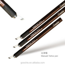 Best price Sterilized Manual Eyebrow Embroidery Micro Blading Pen
