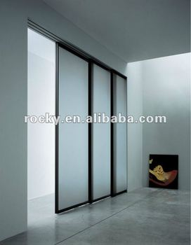 SELL 4 20mm Thick Glass Pocket Doors Interior High Quality Glass Door