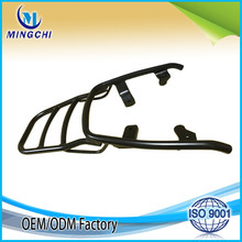 Taiwan motorcycle parts scooter carrier for Suzuki motorcycle rear rack
