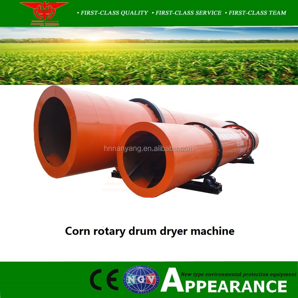Energy-Saving Indirect Rotary Dryer
