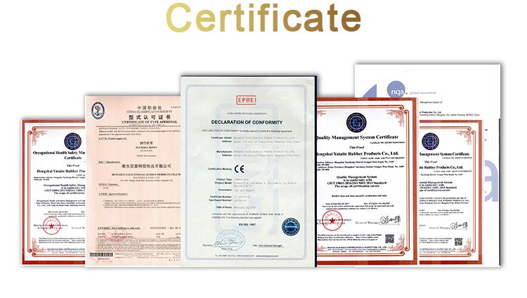 High Pressure Gray Cloth Surface One Fiber Braid 5/16 Inch Sae 100 R6  Oil Water Air Rubber Hose