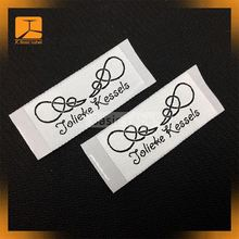 Classic clothing labels made in china factory