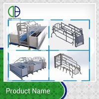 Pig Farrowing Pen/Farrowing Crate/Pig Cage