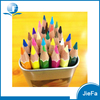 Promotional Lovely Jumbo Wooden Color Pencil