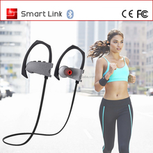 v4.0 bluetooth disposable earphones cheap IPX7 waterproof soft solicon earhook sports bluetooth earphone